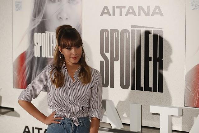 "Aitana estrena ""Spoiler"", su nuevo álbum"
