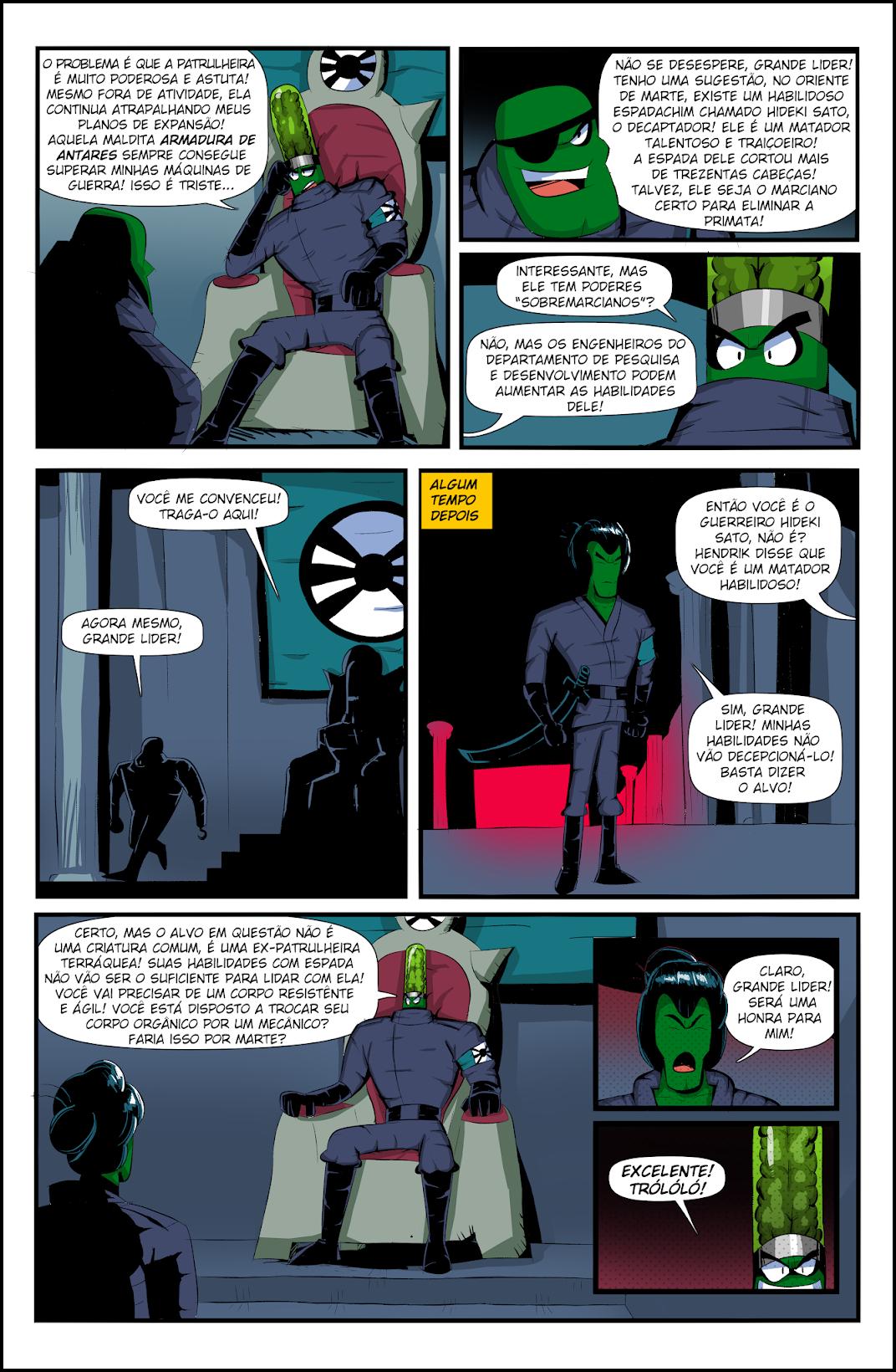 Quadrinhos online