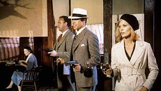 Dunia Sinema Bonnie and Clyde Geng Barrows Merampok Bank