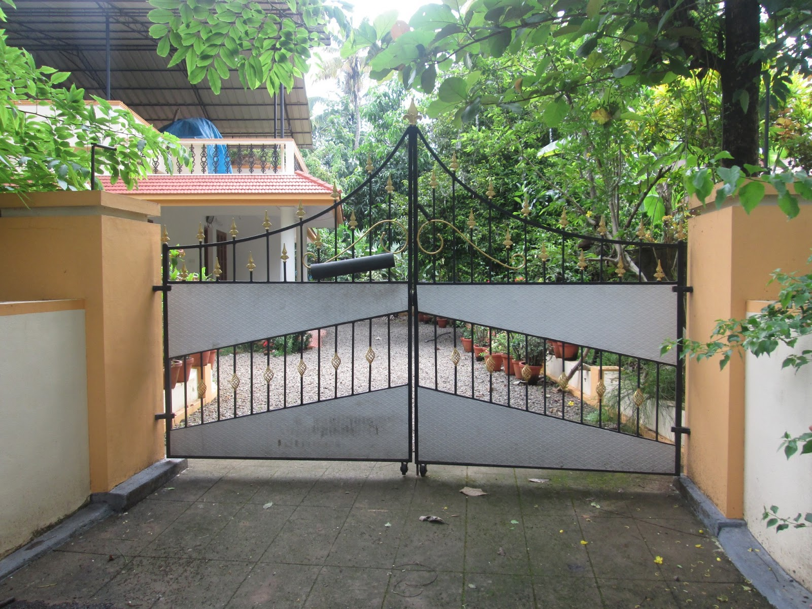 IMG 1034 - 37+ Small House Basic Simple Gate Design Pictures