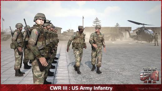 Arma3でOFPの環境を再現するCWR III MOD