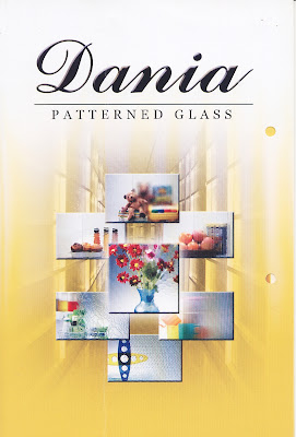 Kaca Dania Patterned Glass
