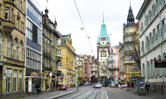 Freiburg en la Selva Negra