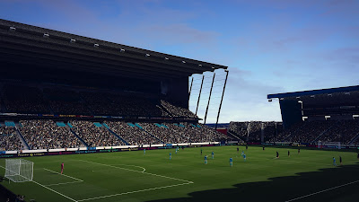 PES 2020 Stadium Maine Road