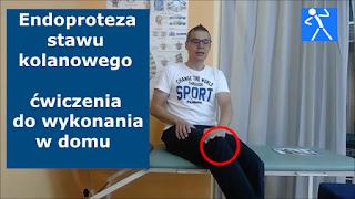 endoproteza kolana rehabilitacja