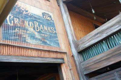 Inside the queue of voyage boat ride at Tokyo Disneysea Japan
