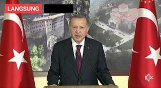 Erdogan Resmikan Pembukaan Kembali Biara Bersejarah Abad Ke-4 Yang Diperbaiki Pemerintah Turki