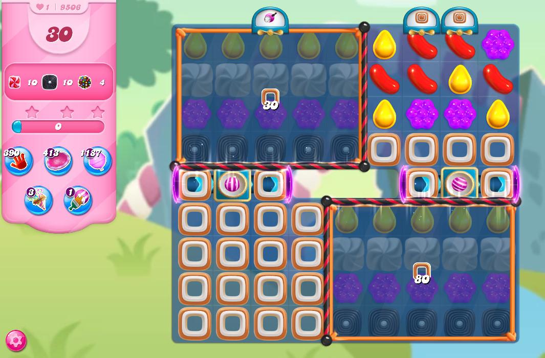 Candy Crush Saga level 9506