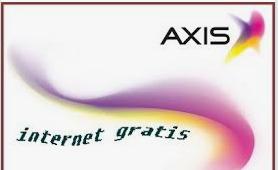 inilah cara internet gratis axis baru