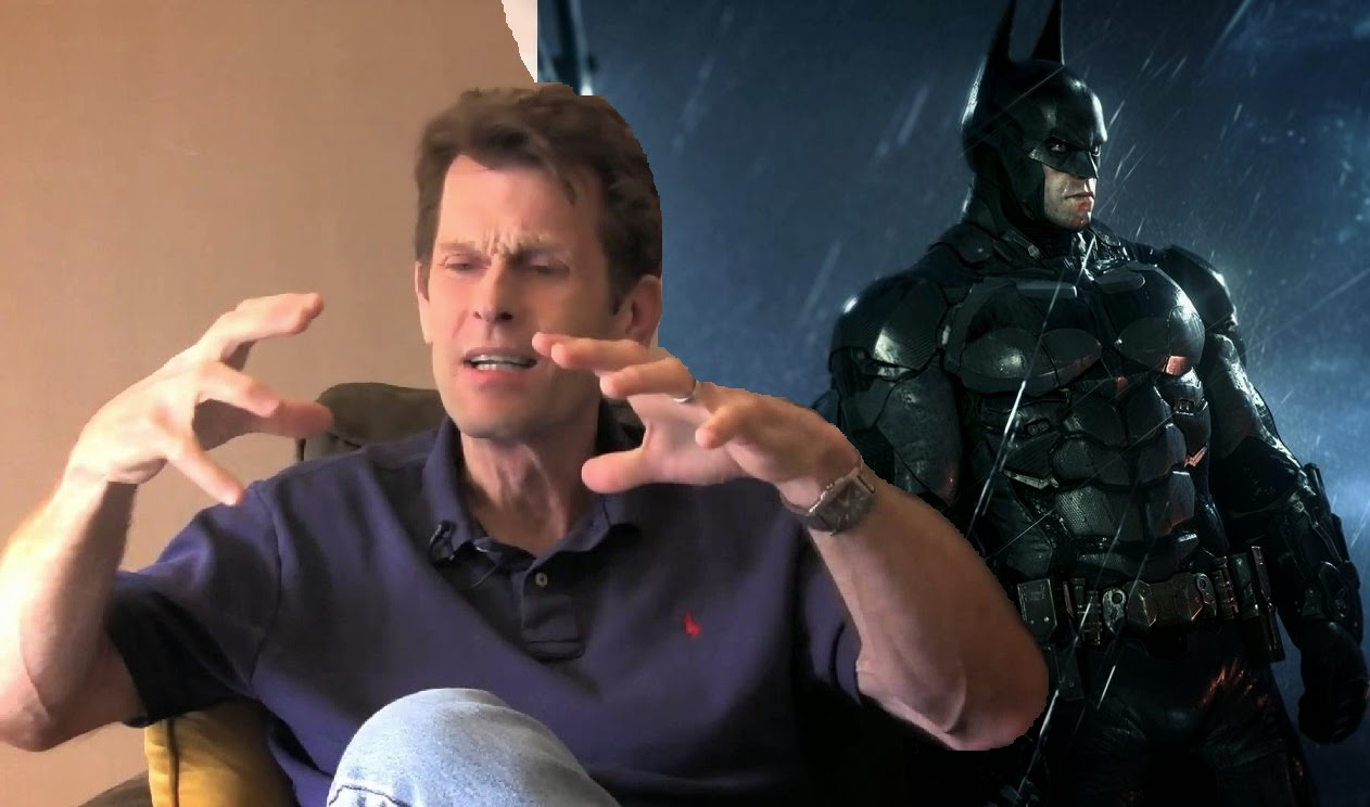 Will this be the Voice Cast for Batman Arkham Knight?