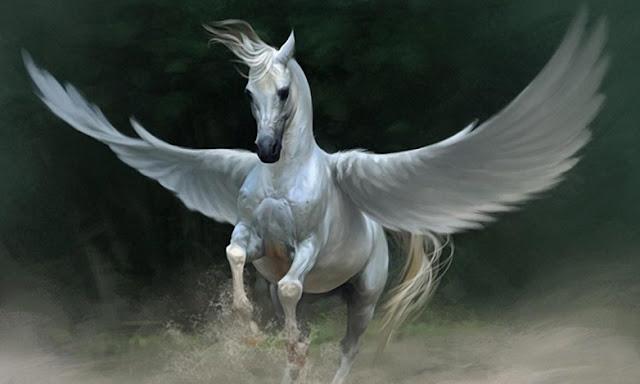 Legenda Pegasus, Kuda Jantan Bersayap dalam Mitologi Yunani