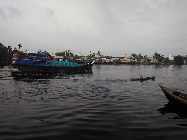 Mengenal Desa Belantaraya di Riau