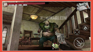 Zombie Frontier 3 v1.42 Mod Apk (Mega Mod)