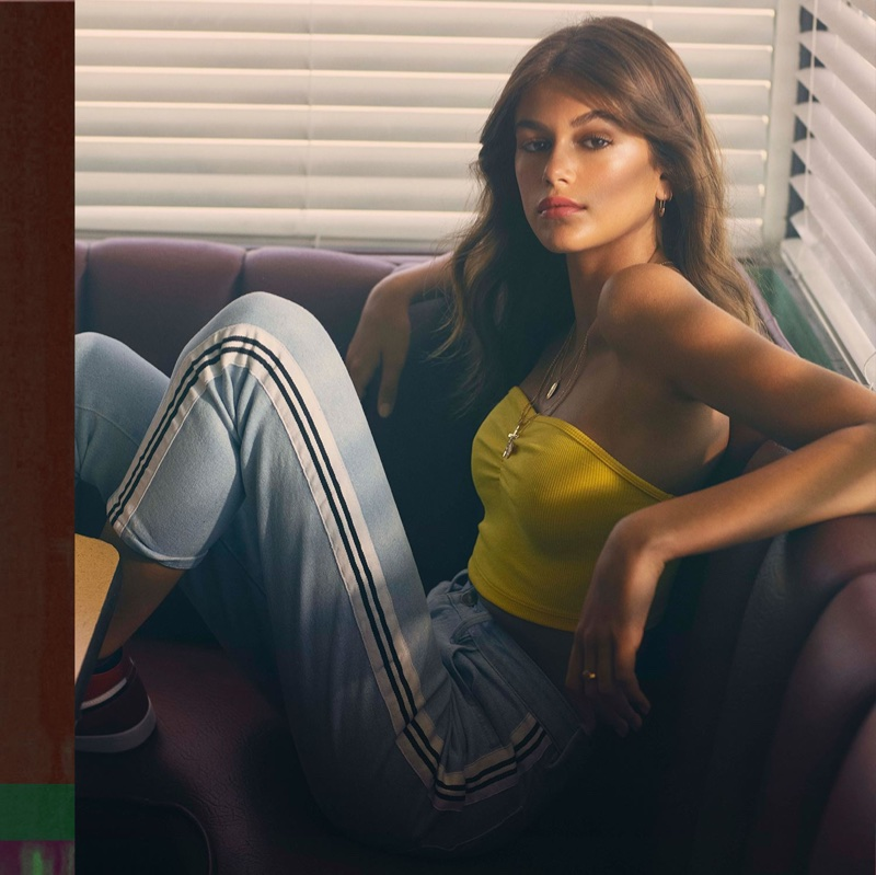 Kaia Gerber for Penshoppe Spring/Summer 2018 Campaign Campaign