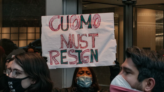 Now There Are 5: Two More Women Accuse Gov. Cuomo Of Sexual Misconduct
