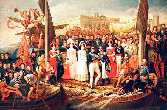 Fernando VII: Absolutismo y liberalismo