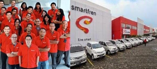 PT Smartfren Telecom Tbk Job Lokers Aceh