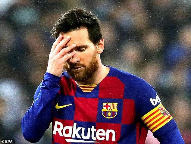 Messi và cuộc đấu trí cam go ở Barca: Toan tính thâm sâu, ai đang có lợi thế?