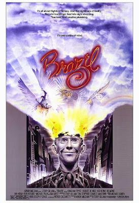 Póster película Brazil