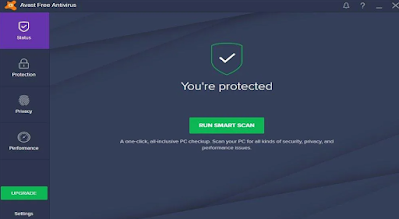 برنامج Avast Free Antivirus