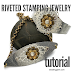 Easy Riveted Stampings Jewelry Tutorial