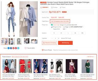 Cara Download Gambar di Shopee