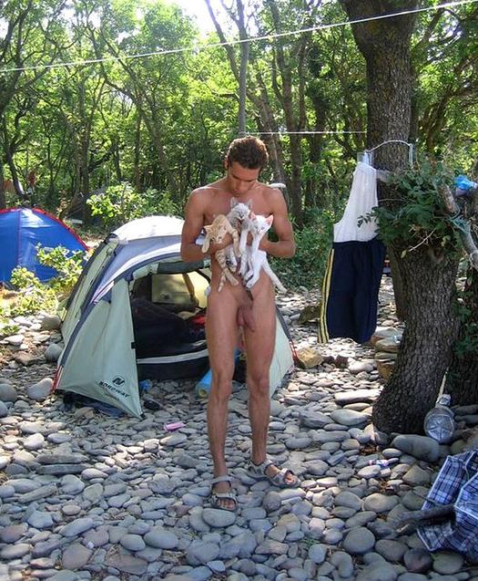 Casual camper sex - 3 part 6