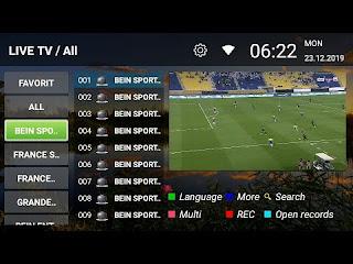 تفعيل تطبيق rise tv  لمشاهدة جميع القنوات المشفرة العربية و الافلام و المسلسلات مجانا