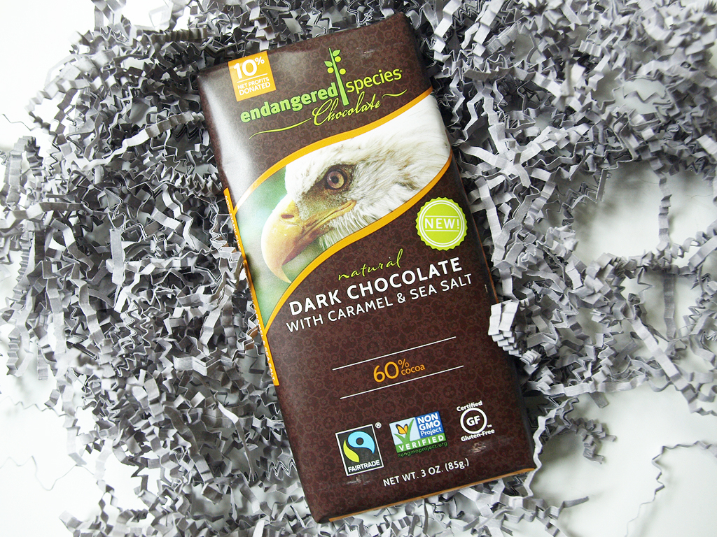 See, Shop, Love!: Endangered Species Chocolate Review