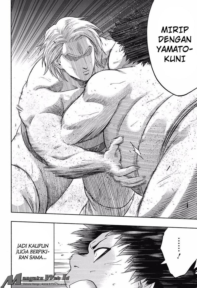 Hinomaru Zumou Chapter 143-12