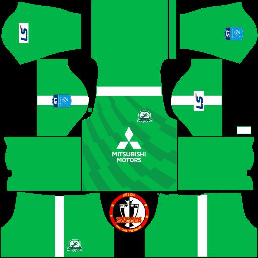 Kit Phù Đổng FC 2019 DLS FTS 15