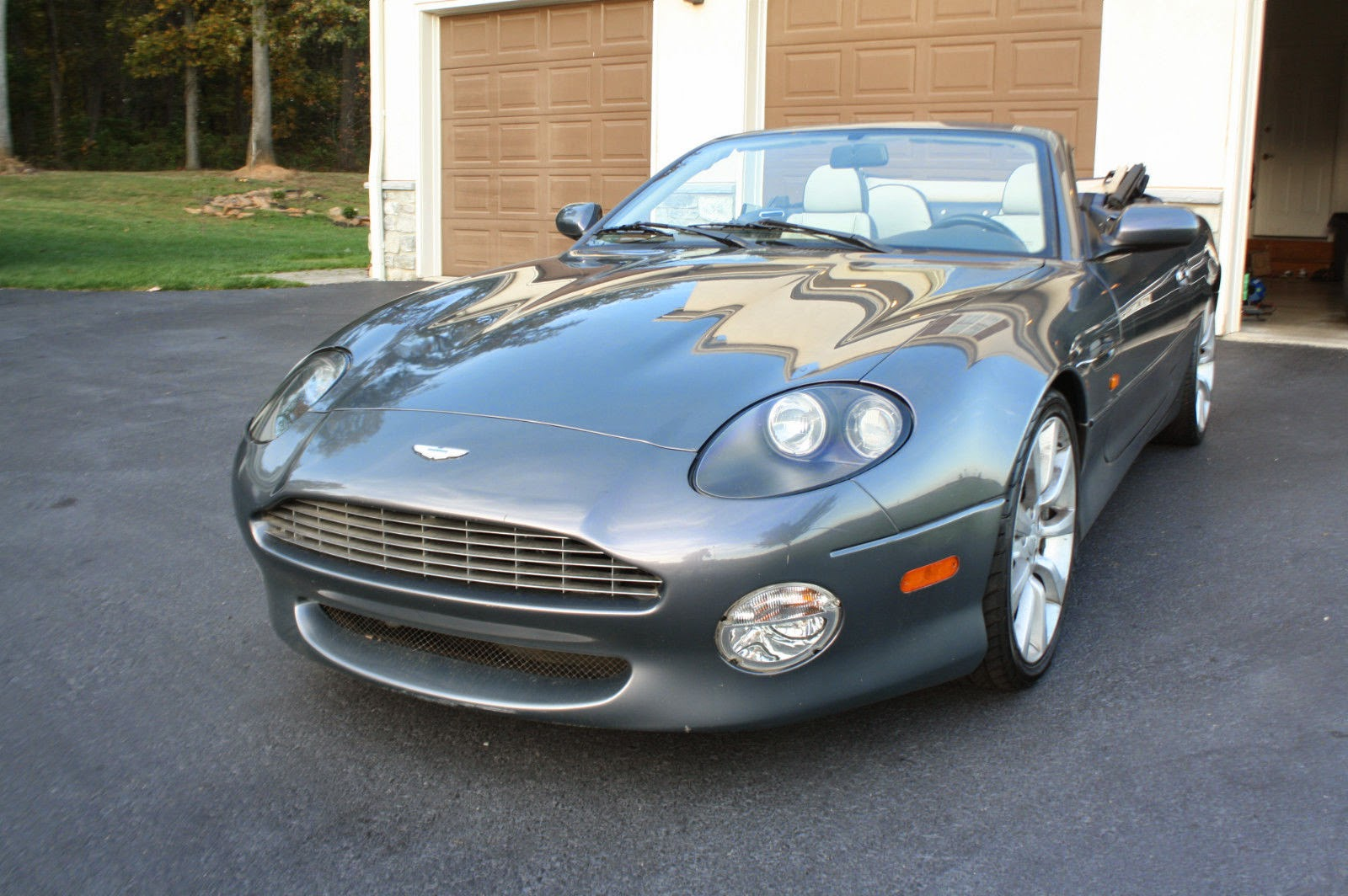 The DB7 was introduced in 1994 as a grand tourer from Aston Martin and  shared much of its mechanical components with Jaguar's X100 generation XK8.  The V12 ...