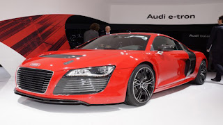 Dream Fantasy Cars-Audi R8 e-tron