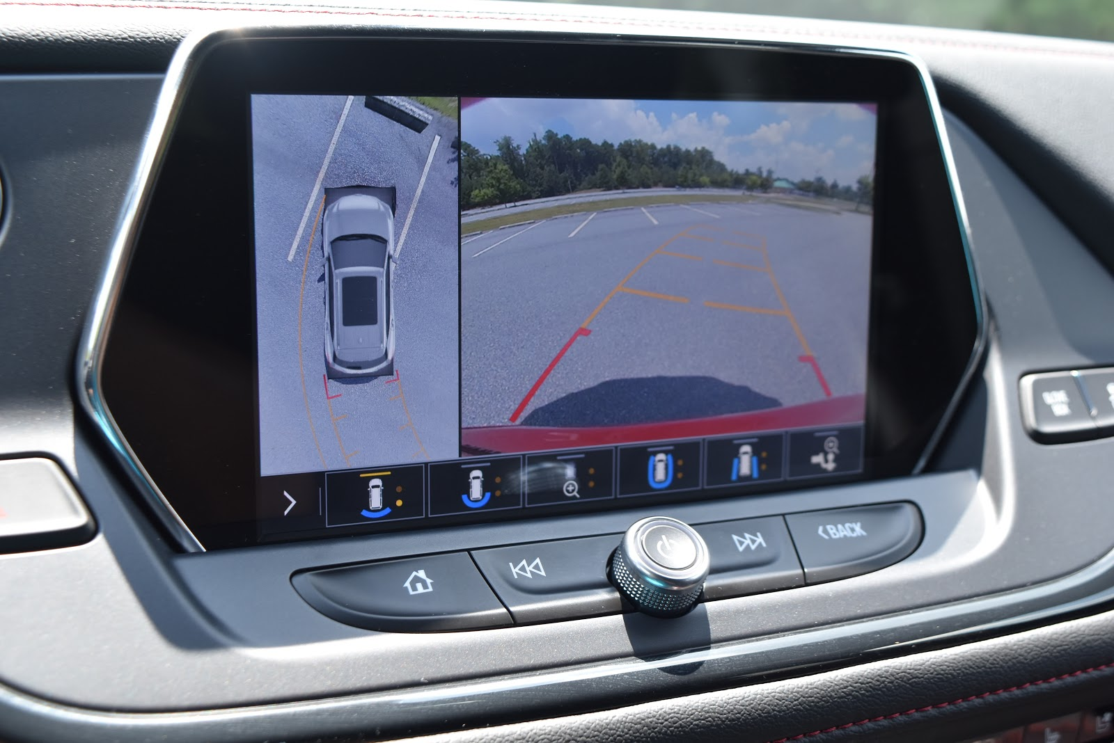 2019 Chevy Blazer HD Surround Vision