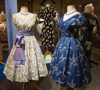 Ropa de moda y alta costura española, años 50
