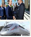 President Macron Opens Morocco's N836b High-speed Rail Line, Africa's First Ever