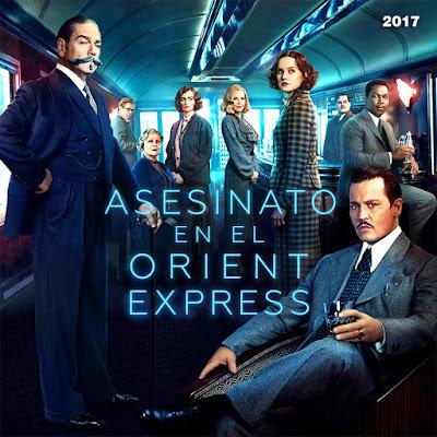 Asesinato en el Orient Express - [2017]