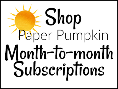 paper pumpkin subscription monthly stamp kit, stamp club, stampin' up!, handmade cards, home decor, treat packaging