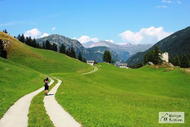 Alpy Szwajcaria