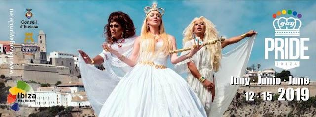 Ibiza Gay Pride 2019: la isla blanca vuelve a ser ´motivo de Orgullo´