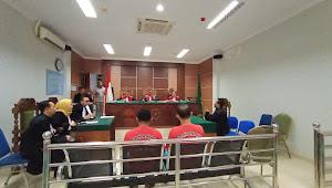 Didakwa Pasal TPPO, Dituntut Dengan Pasal Perbuatan Cabul Selama Satu Tahun Penjara