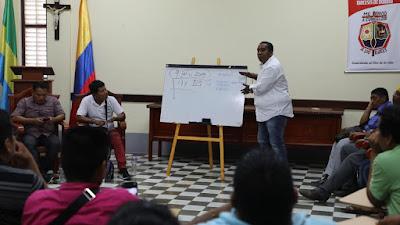 Preacuerdo entre el gobierno departamental y la mesa Indígena permite que se abran las vías que comunican al Chocó con Pereira y Medellín