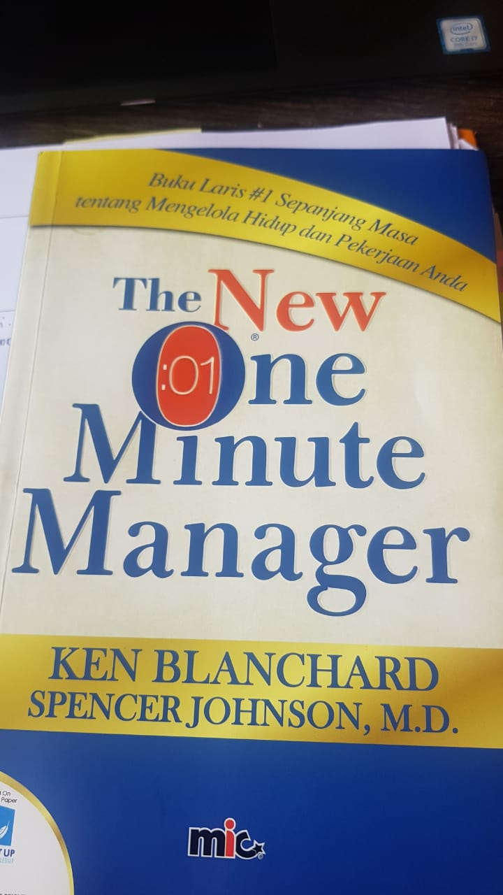 buku The New One Minute Manager