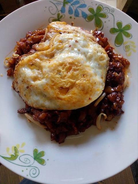 Resepi Kuey Teow Goreng Mudah