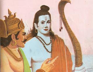 God Ram & Vibhishan Untold Story in hindi