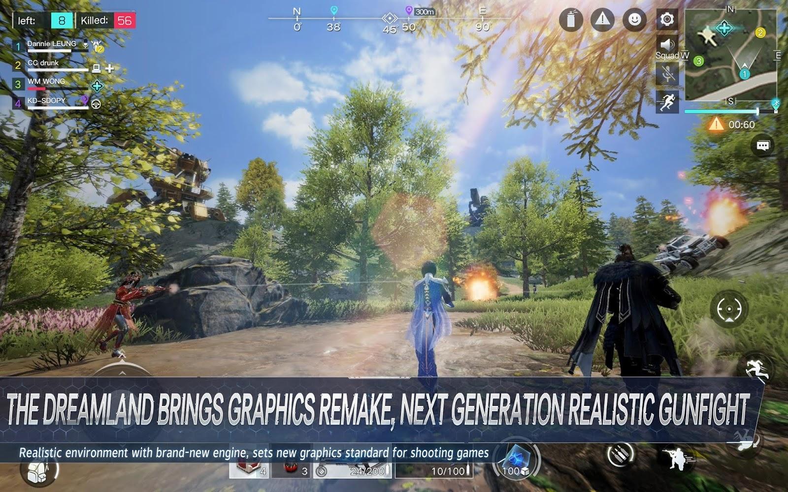 Download Cyber Hunter 0.100.348 Apk + Obb Latest ...