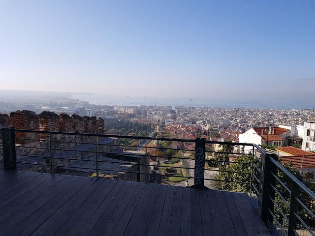 המרפסת ליד מגדל טריגוניו