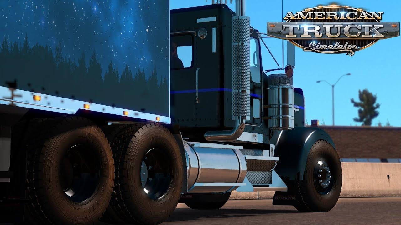 American Truck Simulator Colorado Expansion Coming Next Week