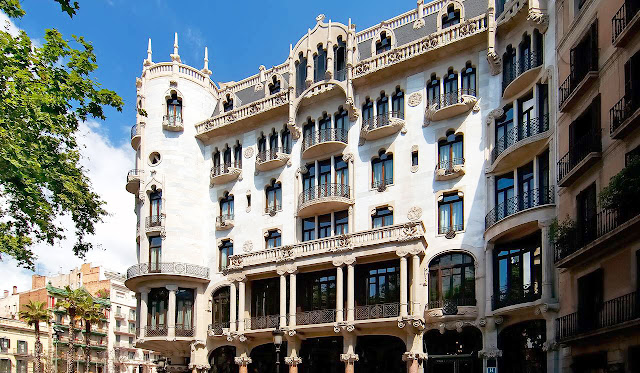 Hotel Casa Fuster en Barcelona