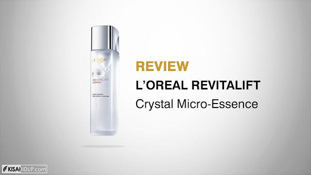 L'oreal Revitalift Crystal Micro-Essence